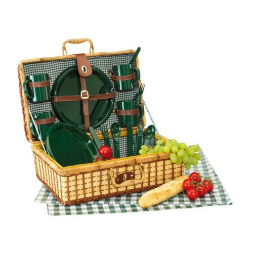 GREEN PARK piknik kosár,
