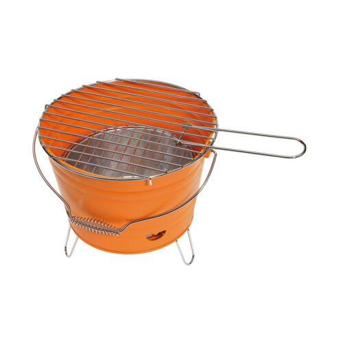 BUCKET barbecue, narancssárga