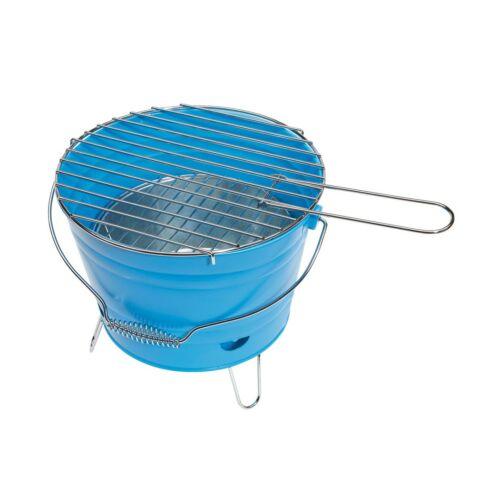 BUCKET barbecue, világoskék