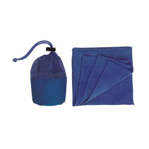 CLEANER mikro szálas törlőkendő, kék