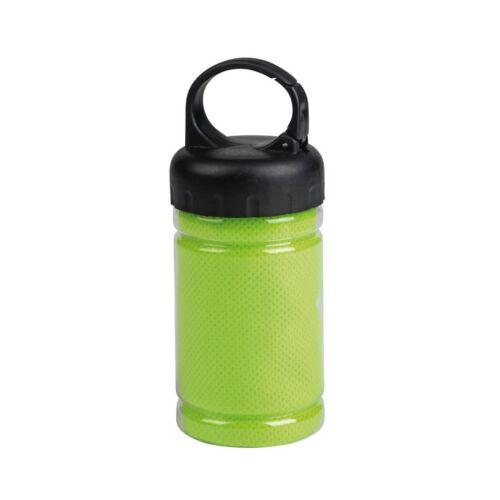 CHILLING hűtő törölköző, zöld