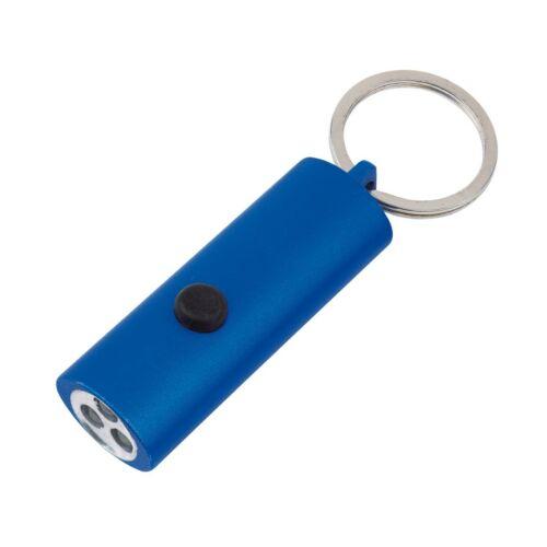 LITTLE LIGHTENING elemlámpa kulcstartóval, kék
