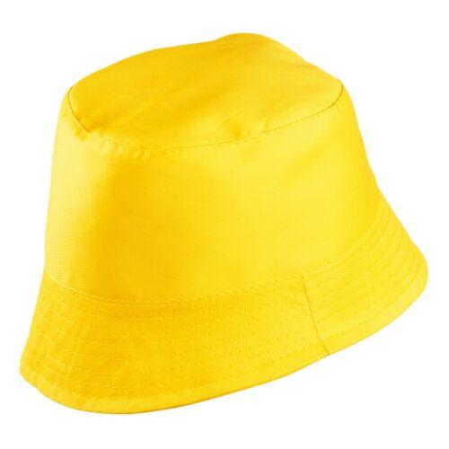 SHADOW nyári kalap, horgászsapka, sárga