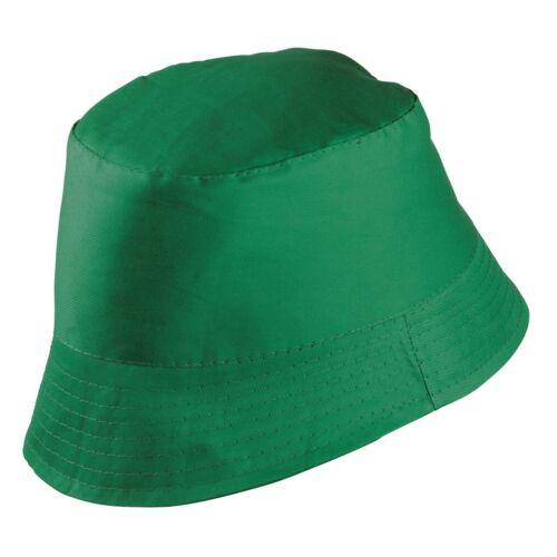 SHADOW nyári kalap, horgászsapka, zöld