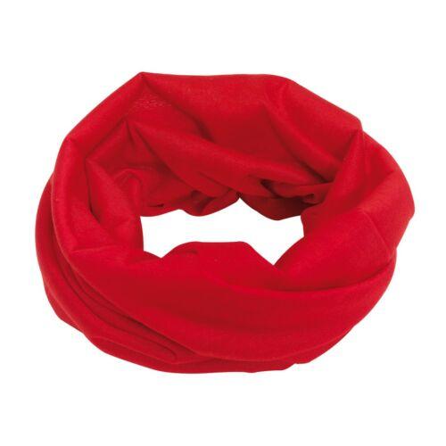 TRENDY multifunkciós fejfedő, vörös