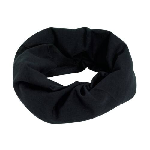 TRENDY multifunkciós fejfedő, fekete