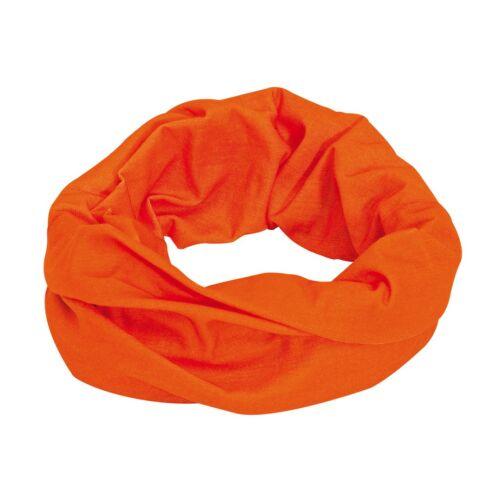 TRENDY multifunkciós fejfedő, narancssárga