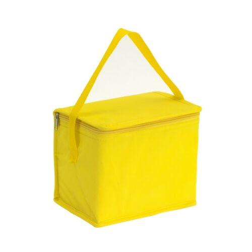 CELSIUS hűtőtáska, sárga