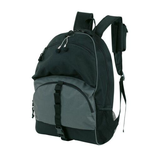 RELAX multifunkciós hátizsák, fekete, szürke