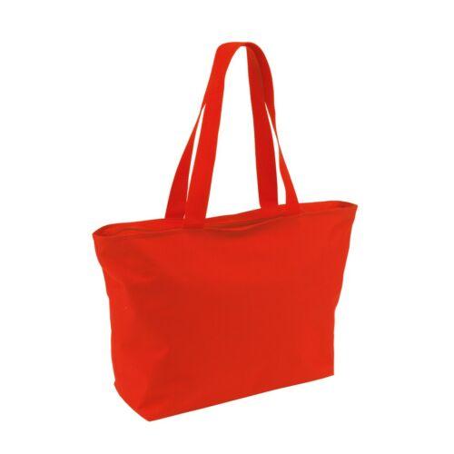 EASY bevásárlótáska, vörös