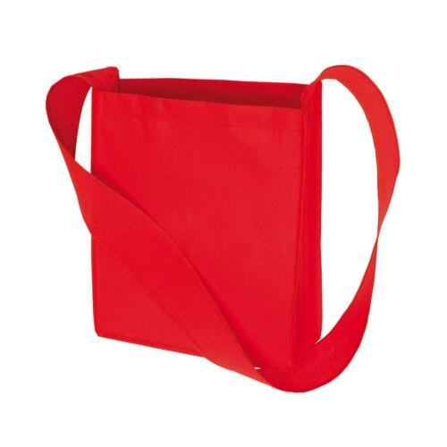 MALL bevásárlótáska, piros