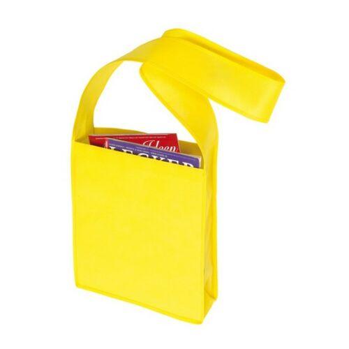 MALL bevásárlótáska, sárga