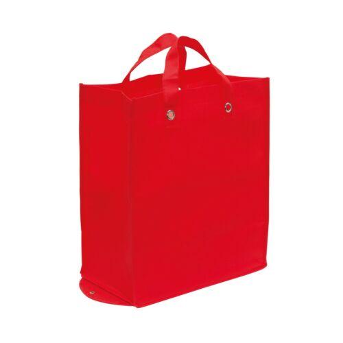 PALMA bevásárlótáska, vörös