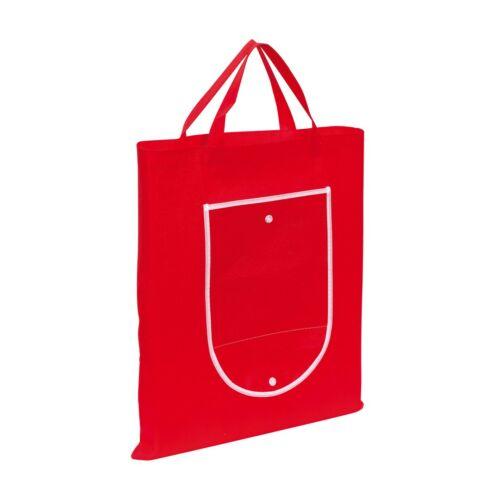 PORTO bevásárló táska, vörös