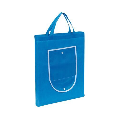 PORTO bevásárló táska, világoskék