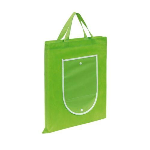 PORTO bevásárló táska, világoszöld