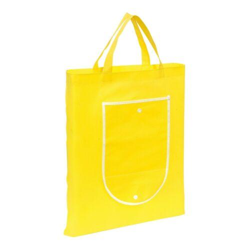 PORTO bevásárló táska, sárga
