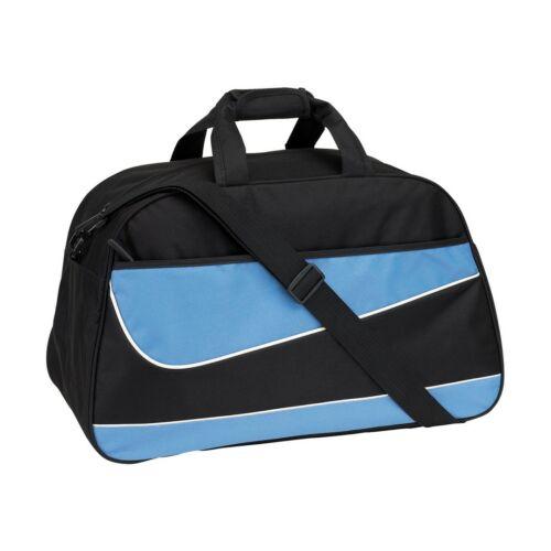 PEP sporttáska, fekete, kék