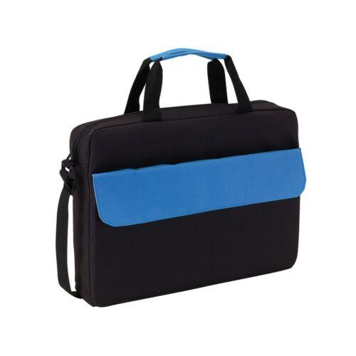 BRISTOL konferencia táska, fekete, kék