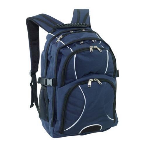 HYPE laptop tárolós hátizsák, kék, fekete