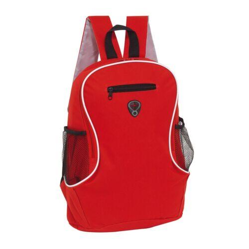 TEC hátizsák, vörös