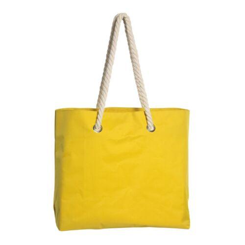 CAPRI strandtáska, sárga