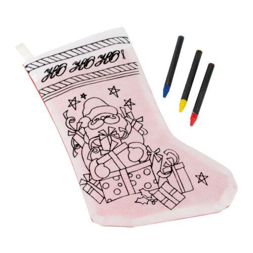 COLOURFUL WISH karácsonyi zokni