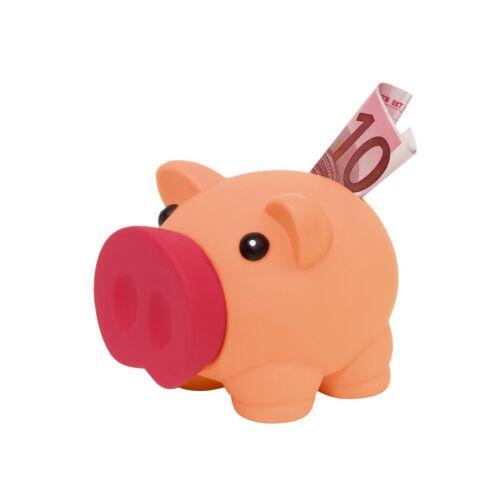 MONEY COLLECTOR malacpersely, rózsaszin