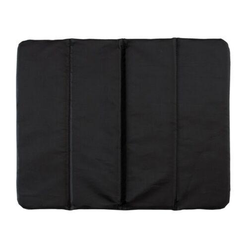 PERFECT PLACE kényelmes ülőpárna, fekete