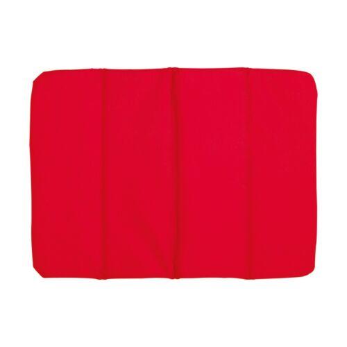 PERFECT PLACE kényelmes ülőpárna, vörös