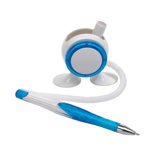 LEGGY tolltartó, fehér, kék