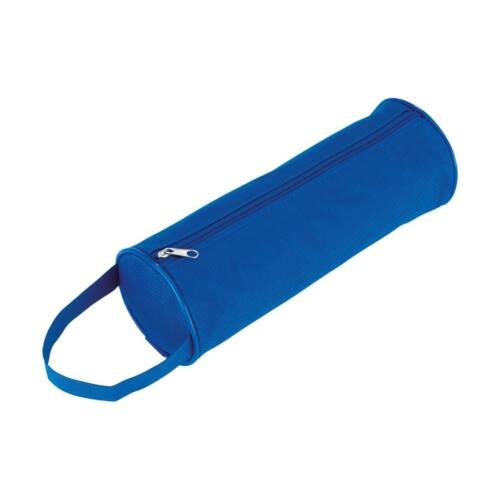 SCHOOL cipzáras tolltartó, kék