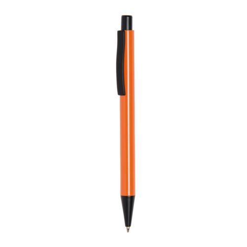 QUEBEC alumínium golyóstoll, narancssárga