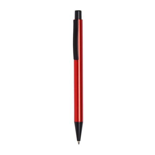 QUEBEC alumínium golyóstoll, vörös