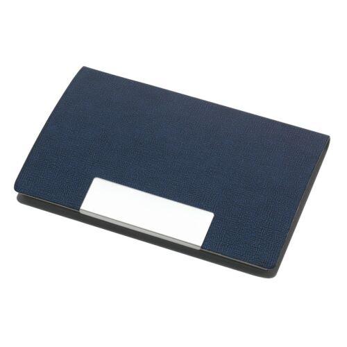 ATLAS névjegykártya tartó, kék