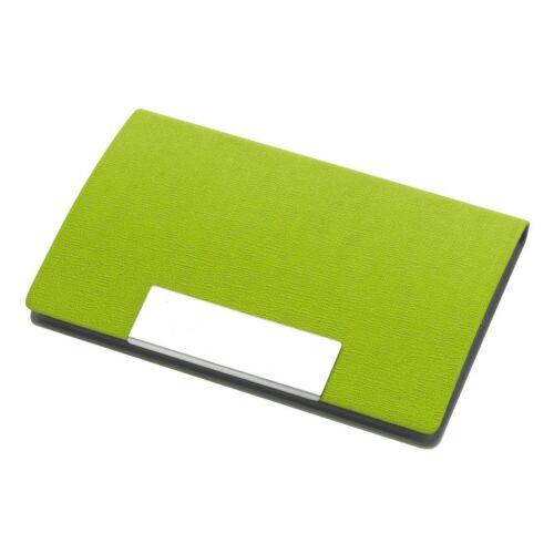 ATLAS névjegykártya tartó, zöld
