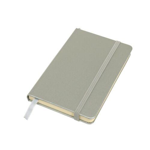 ATTENDANT jegyzetfüzet A6-os formátum, ezüst