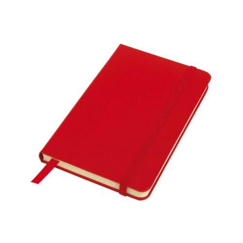 ATTENDANT jegyzetfüzet A6-os formátum, vörös