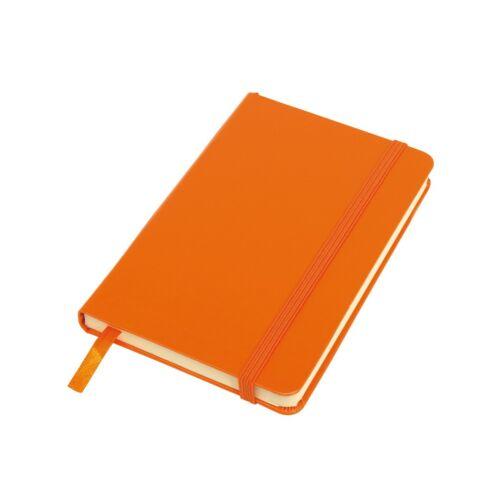 ATTENDANT jegyzetfüzet A6-os formátum, narancssárga