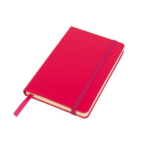 ATTENDANT jegyzetfüzet A6-os formátum, rózsaszín