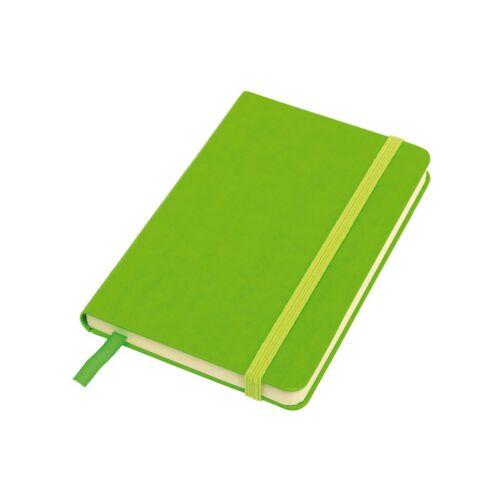 ATTENDANT jegyzetfüzet A6-os formátum, zöld