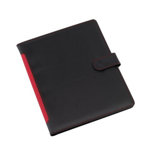 WIDGET tablet tartós mappa, vörös