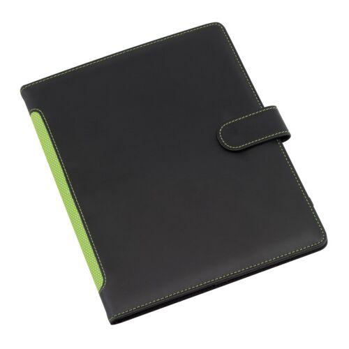 WIDGET tablet tartós mappa, zöld