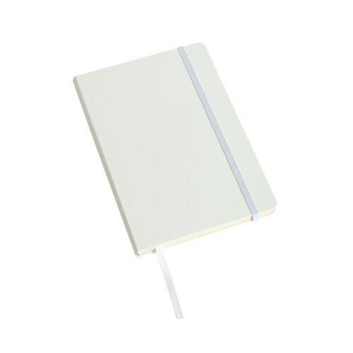 ATTENDANT jegyzetfüzet A5-ös méretben, fehér