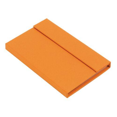 LITTLE NOTES jegyzetfüzet, narancssárga