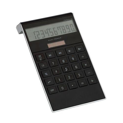 DOTTY MATRIX 10 számjegyes számológép, fekete