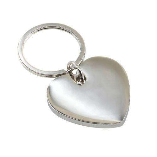 LOVELY kulcstartó, ezüst