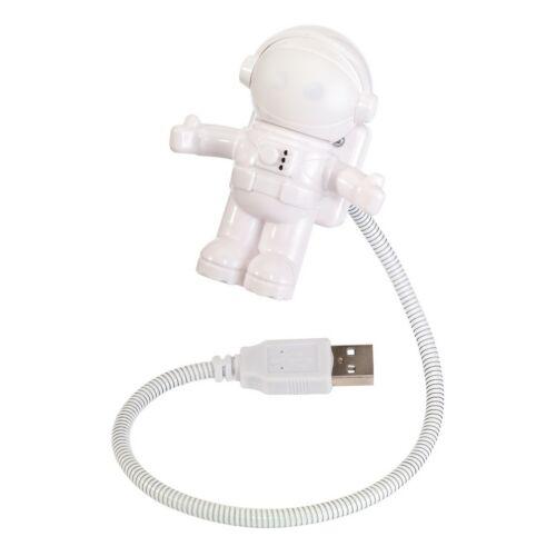 ASTRONAUT USB lámpa, fehér
