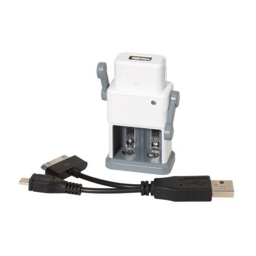 MR. U-TEC mobil töltő, fehér