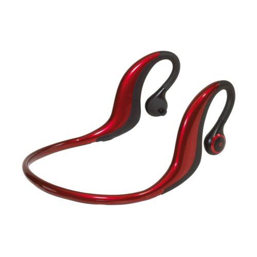 FREESPORT bluetooth fejhallgató, vörös, fekete